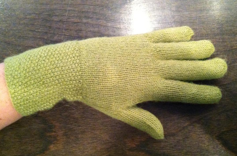 Tasha B Glove ~ Bamboo