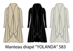 Yolanda Coat