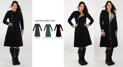 Anastasia Dress Coat
