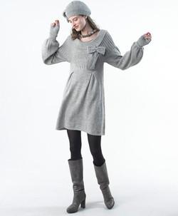 Loretta Dress ~ Lapin