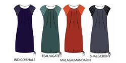 SHARAV DRESS