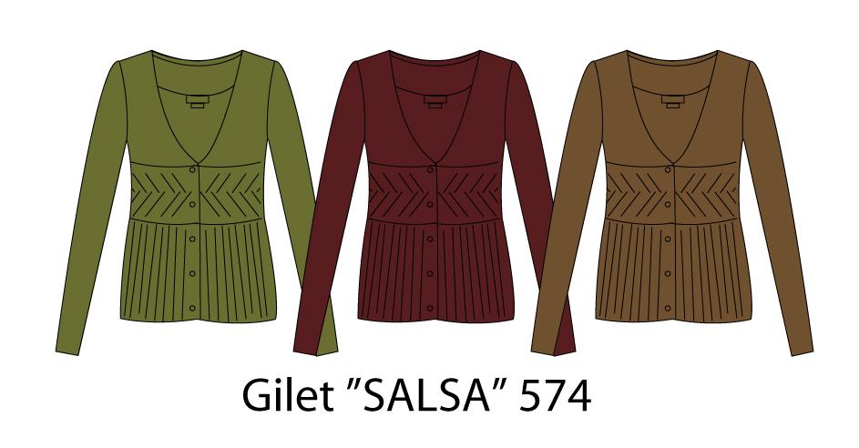 Salsa Sweater