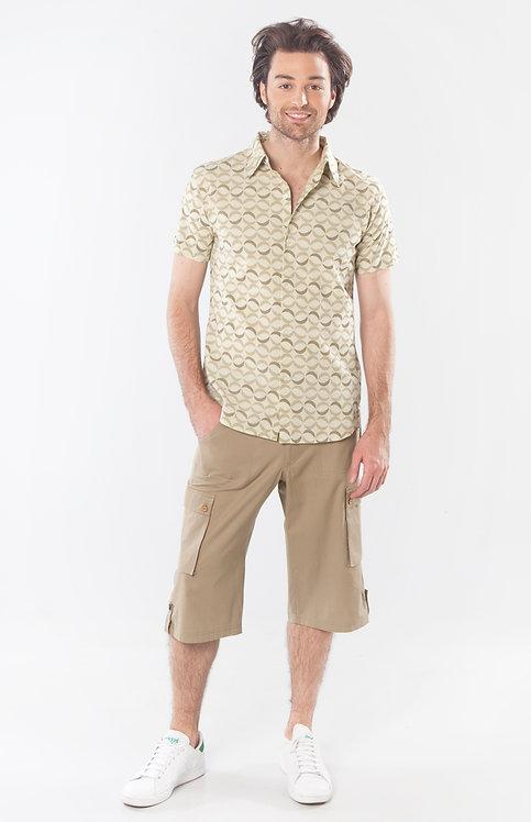 Tucuma Bermuda Shorts ~ Sable