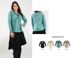 Faubourg Top & Taxi Skirt