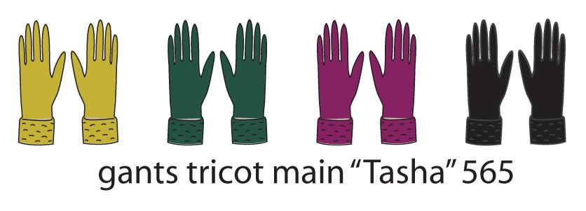 Tasha B Gloves
