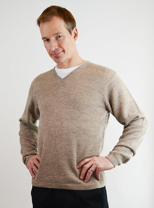 Felix Alpaca Sweater ~ Camel
