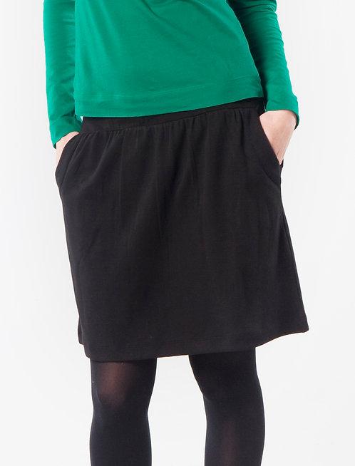 Amber Skirt ~ Ebony