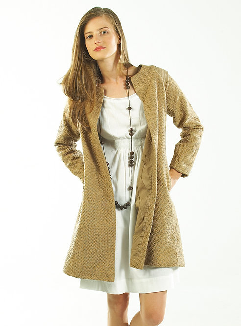 Kalahari Coat ~ Sable