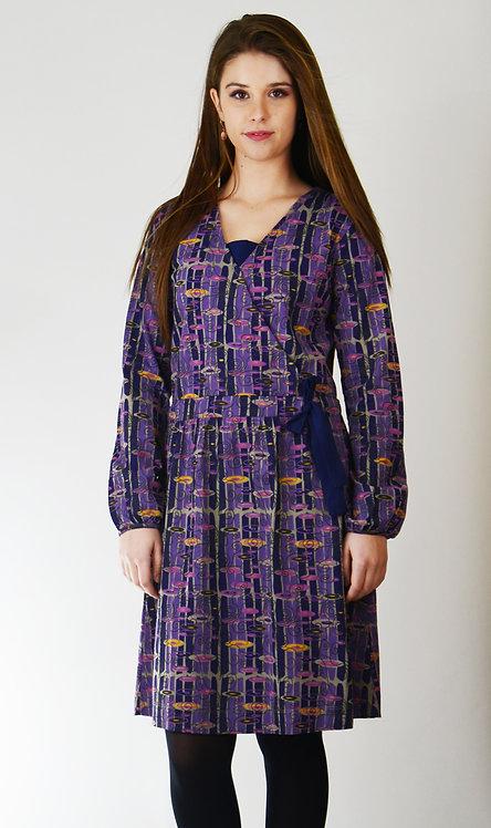 Irina Dress ~ Klimt Print