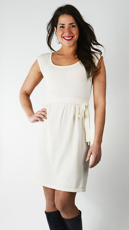 Toscana Dress ~ Pearl