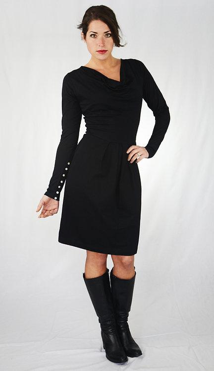 Gracie Dress ~ Ebony