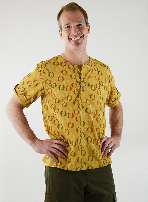 Tualang Botanical Shirt ~ HoneyBerry