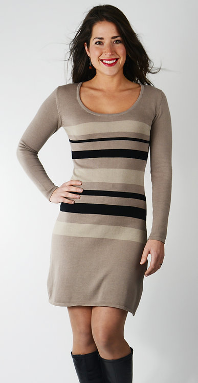 Margarethe Dress ~ Fossil