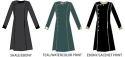 ANASTASIA COAT DRESS