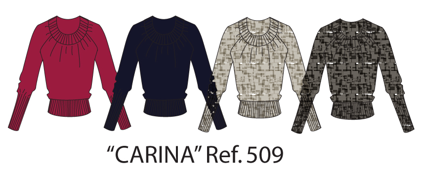 Carina Sweater