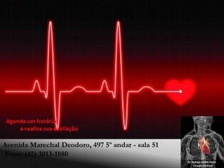 Eletrocardiograma deve ser feito ainda na juventude!