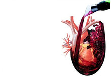 O Álcool e o coração