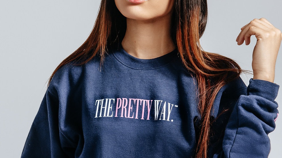 The Pretty Way Crew neck
