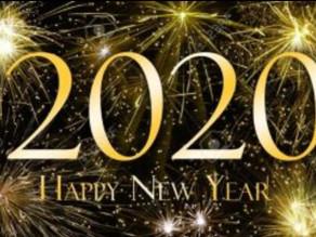 Happy New Year 🐭 2020