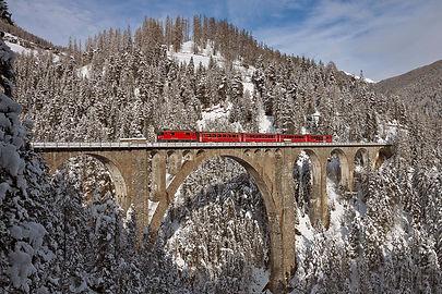 Switzerland by Rail