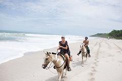 montezuma costa rica, horseback rides