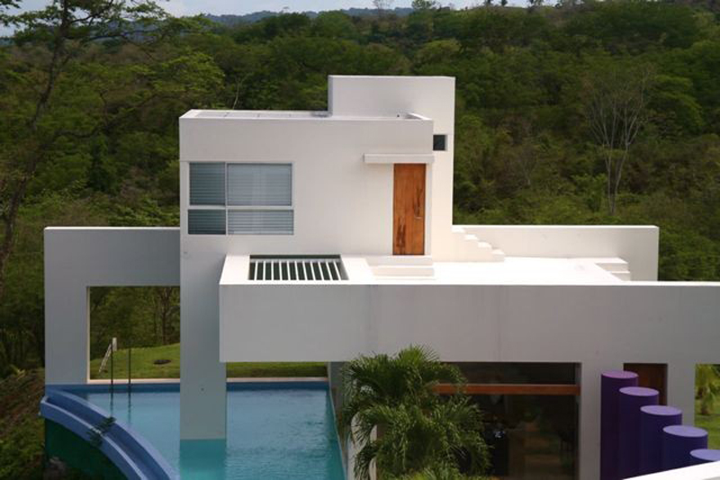 luxury vacation house in Montezuma