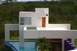 luxury vacation house in Montezuma