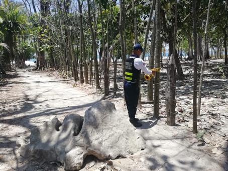 Beaches closed in Costa Rica