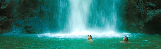 montezuma waterfall, costa rica