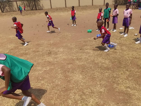 RJBS (Primary) Holds Sports Day