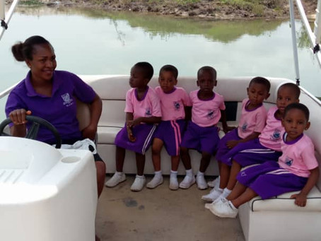 Montessori Trip to Oguta Lake