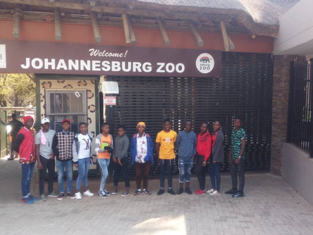 2018 Summer Camping Trip to Johannesburg South Africa