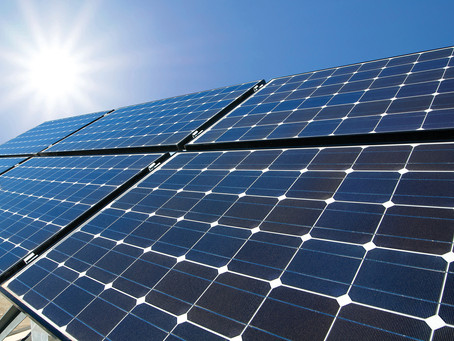 School Upgrades Solar-Powered Electricity Supply