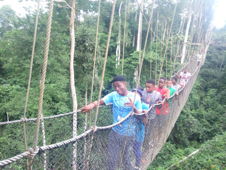 2018 Summer Excursion Trip to Ghana, Togo & Benin