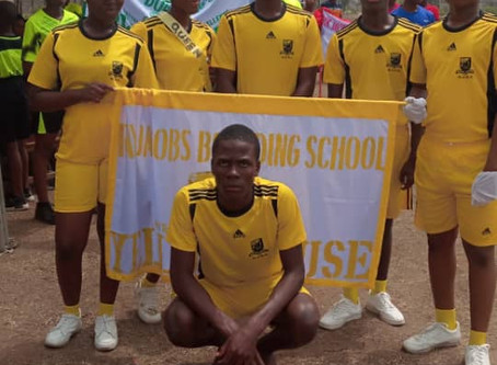 Green House Shines at Inter-House Sports