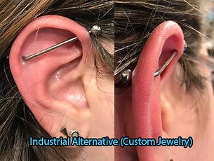 Alternative industial Piercing DeVille Ink Baltimore Md Ear piercing Best in Baltimore