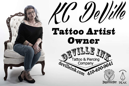 Permanent Cosmetics by Kc DeVille (Eyeliner_)
