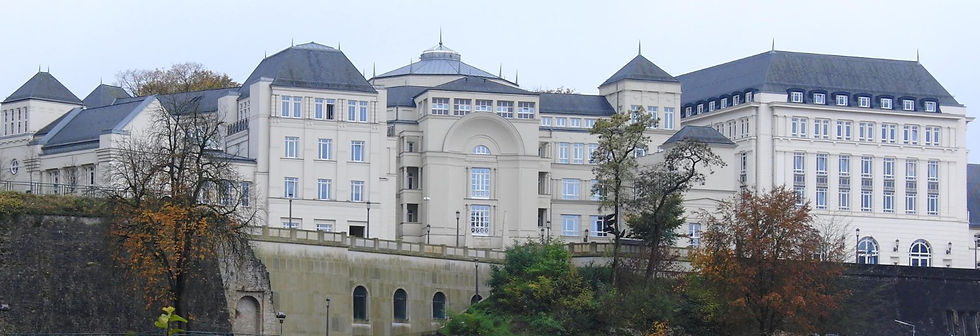 Cité Judiciaire Luxembourg   Avocats Luxembourg