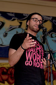 Anthony Febo MassLEAP Teaching Artist