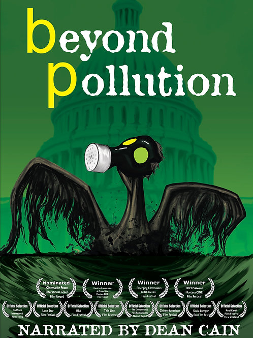 Beyond Pollution Blu-ray