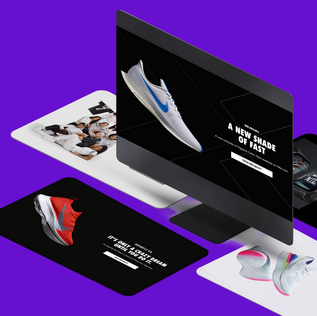 Nike NofyMe Campaigns