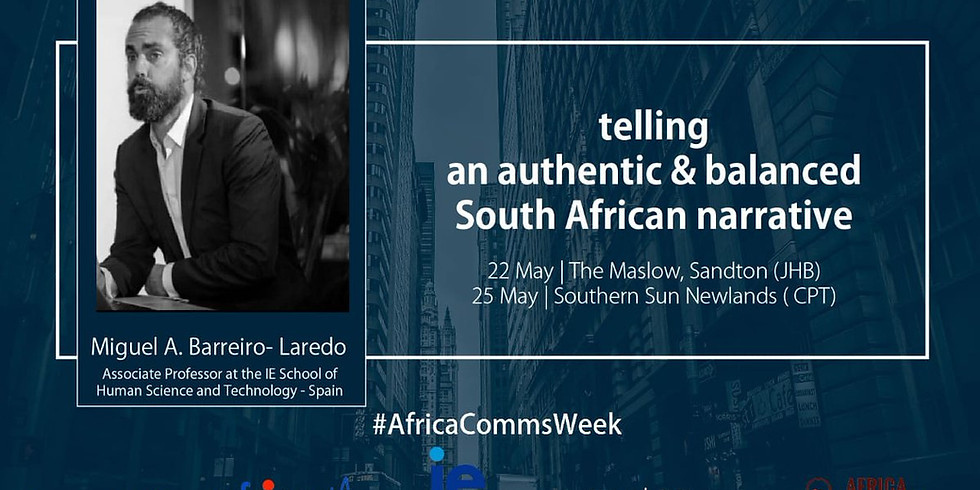 Africa Comms Week: the SA Edition
