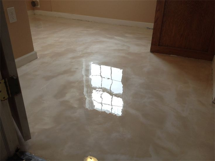 Household Reflector Floor