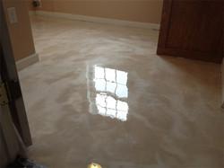 Household Reflector Floor