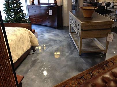epoxy coating furniture store