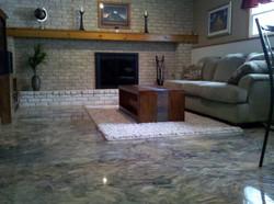 Living Room Reflector Floor