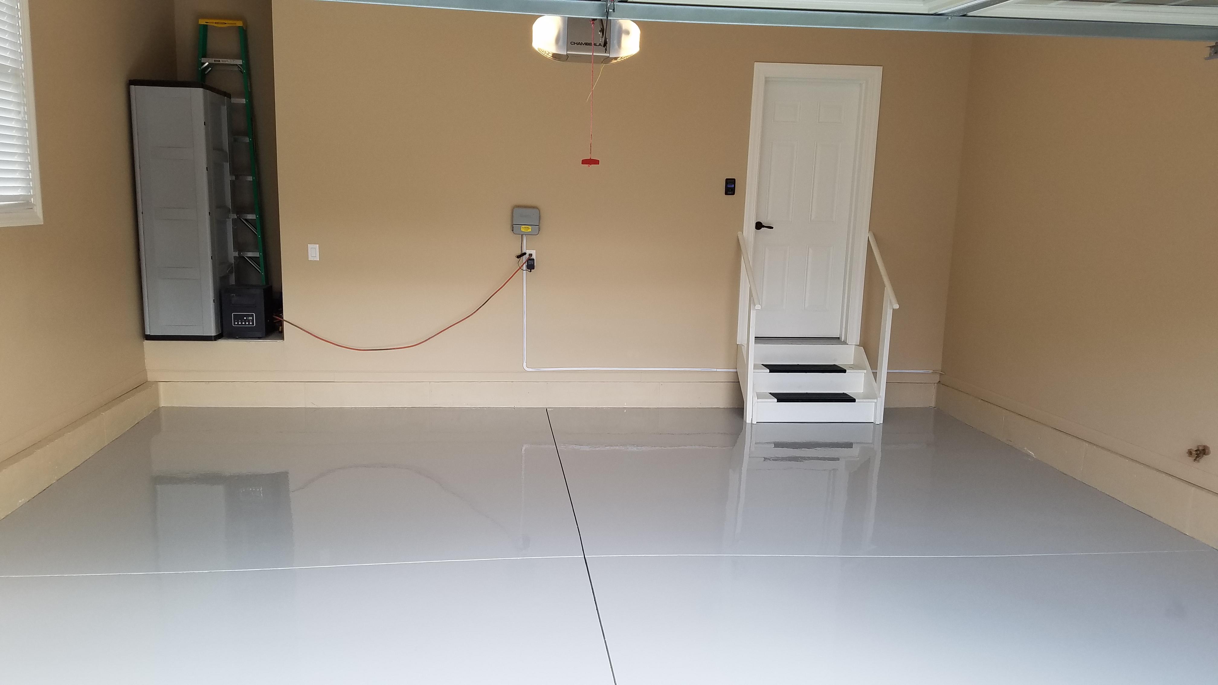 Garage Protection Coating