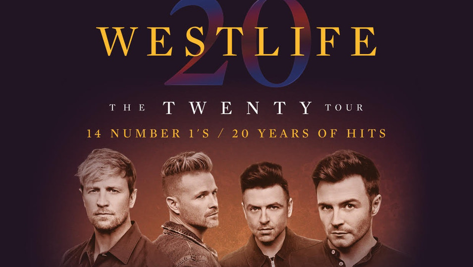 Westlife The Twenty Tour - Part 1