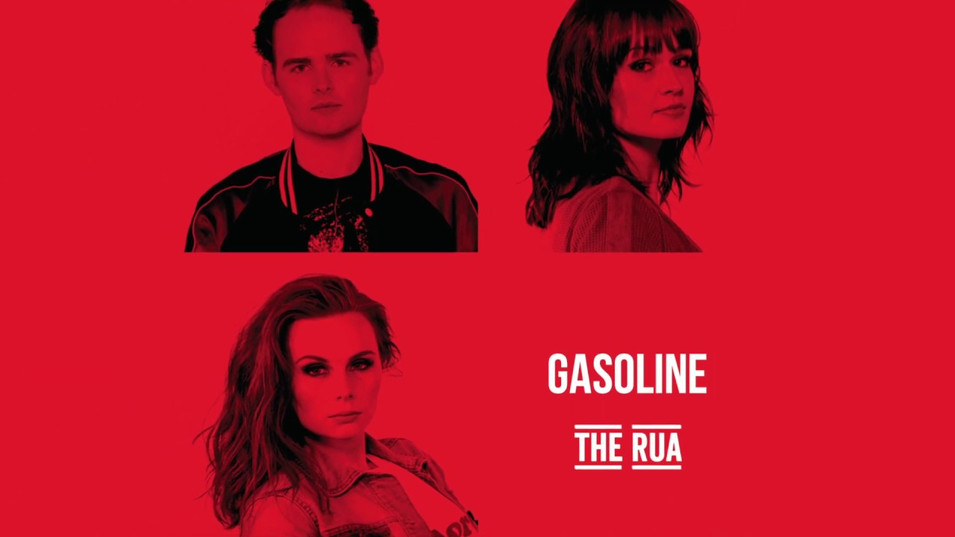 Gasoline - Official Lyric Video