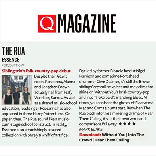 Q Magazine Review